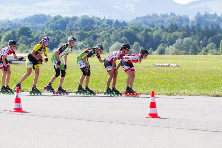 inline skating racing hobby