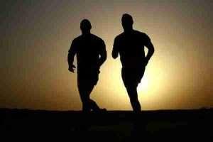 outside hobbies, running, exercise